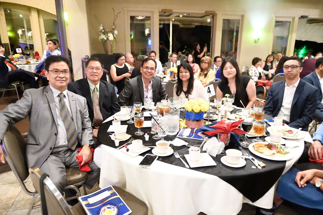 FACCTC's Induction on April 21, 2017