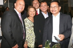 Sec. Manny Pinol with FACCTC officers and friends.