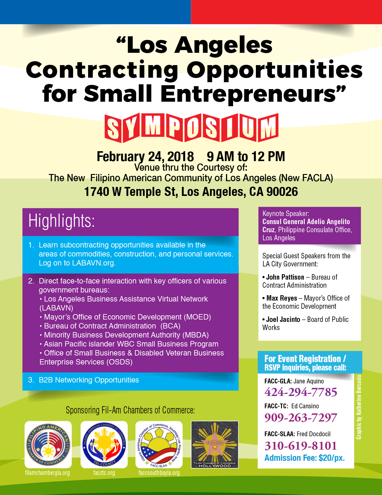Los Angeles Contracting Opportunities For Small